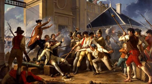 Правда о Французской революции