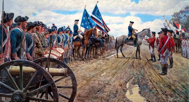 Независимость Америки от Англии — история переворота