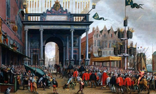 Нидерланды: Буржуазная революция и борьба за независимость
