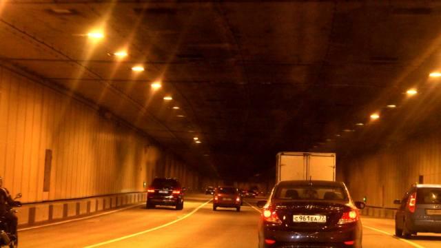 Лефортовский тоннель — аномальная зона Москвы