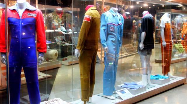 Космическая одежда для космонавтов
