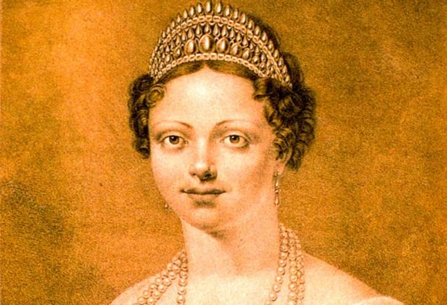 Екатерина Павловна Романова: Дочь Павла I — немецкая королева