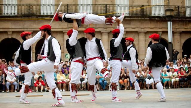 Народ васконы это баски?