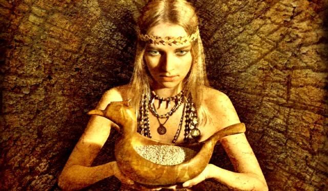 Золотая баба на Урале: Поиск идола