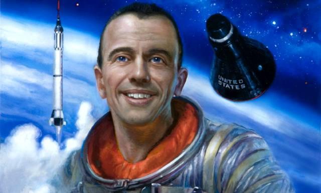 Алан Шепард: Первый космонавт США