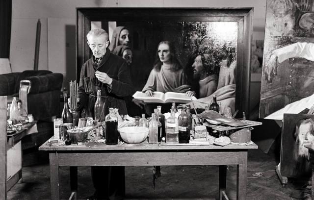 Хан ван Меегерен — жизнь и творчество
