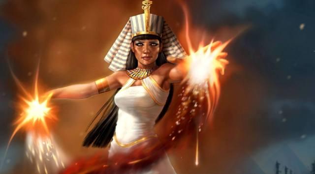 Магия в Древнем Египте