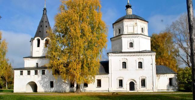 Церковь Рождества Христова села Нижнее Аблязово