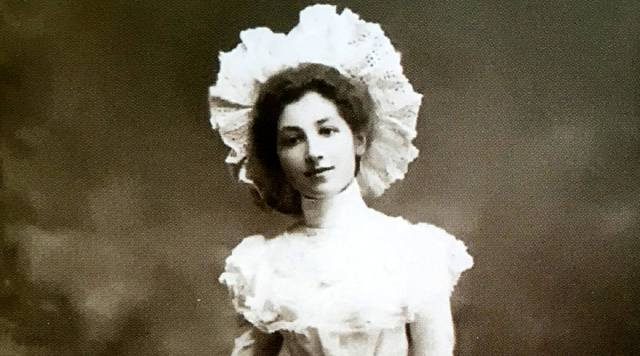 Софья Мюллер — невеста убийцы Александра II Игнатия Гриневицкого