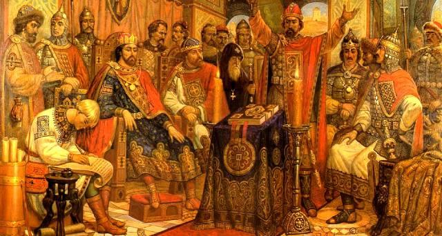 Съезд князей в Любече: Распад Киевской Руси