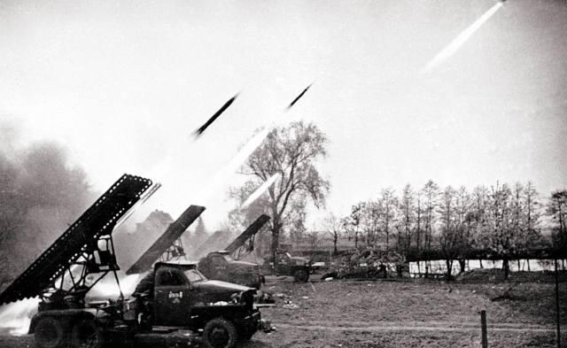 Как немцы охотились за советским реактивным миномётом Катюша
