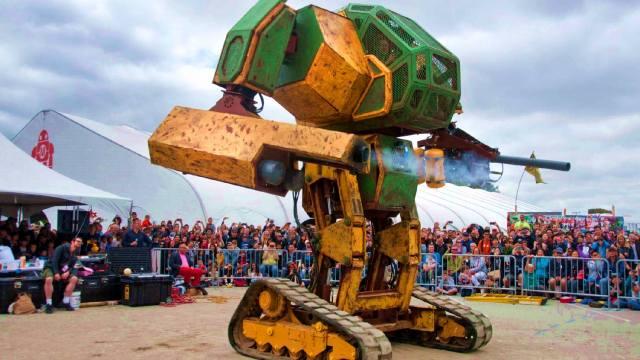 Самые необычные роботы