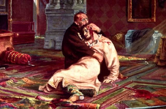 Роковые картины русских живописцев