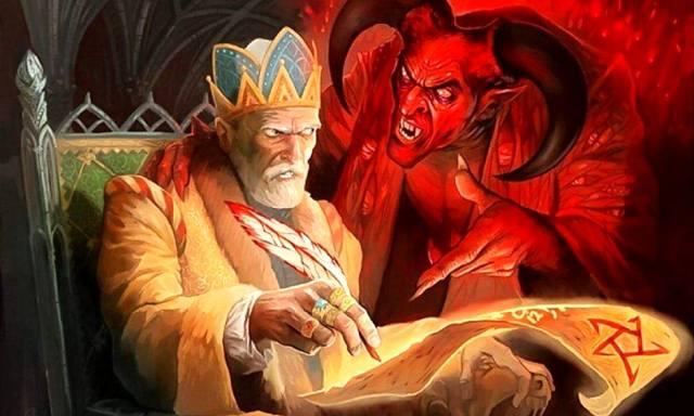 Как продать душу Дьяволу в домашних условиях?