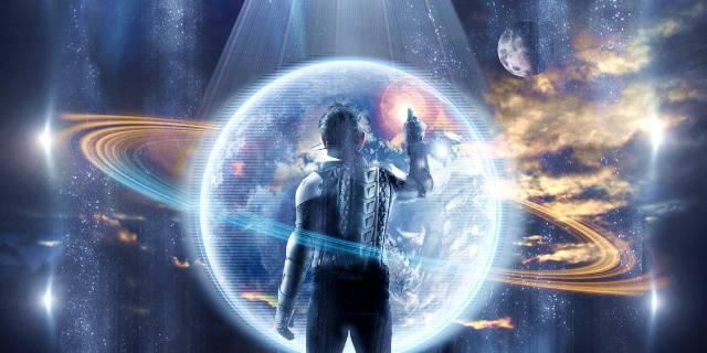 Вселенная это голограмма, реальность это иллюзия