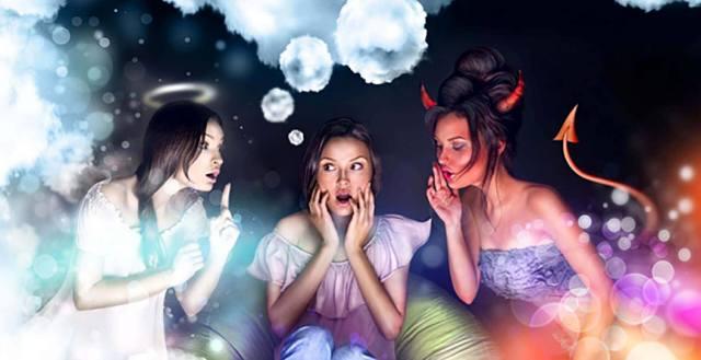 Плохие мысли в голове — как избавиться?