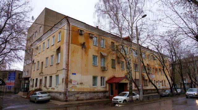 Дом с привидением в Перми