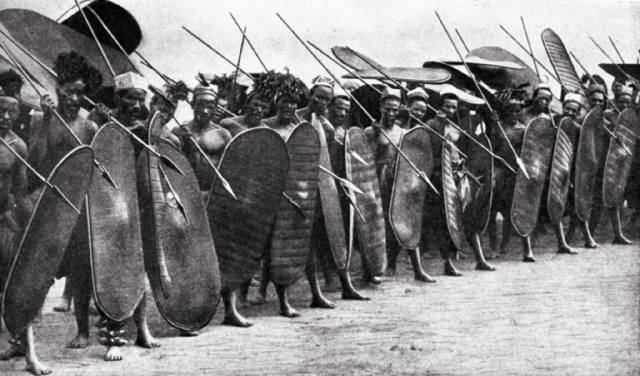 Племя азанде — народ в Африке