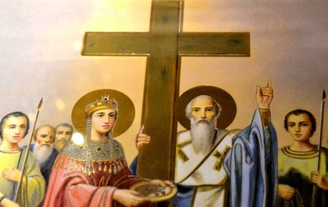 Воздвижение Креста Господня — история праздника