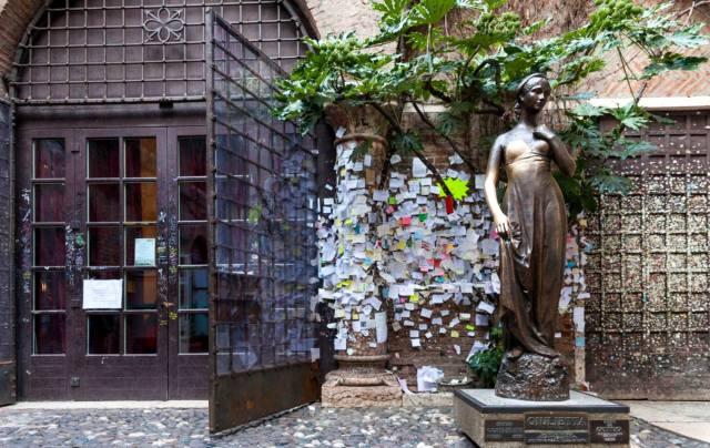Письма к Джульетте в Верону