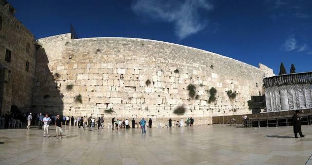 Стена Плача — история возникновения