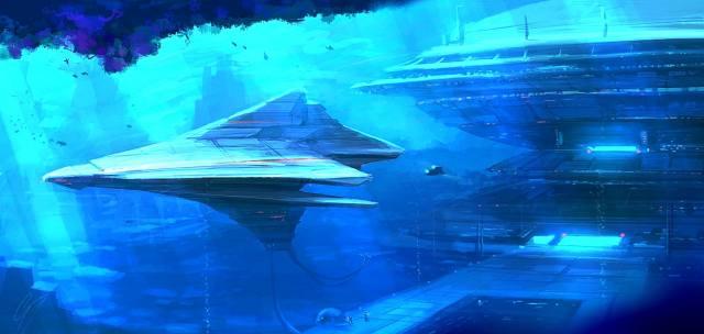 Подводные НЛО в океане