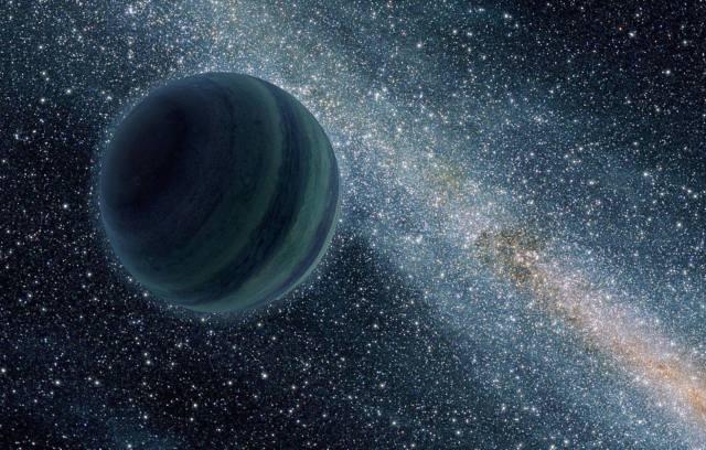 Межзвёздные планеты-сироты космоса