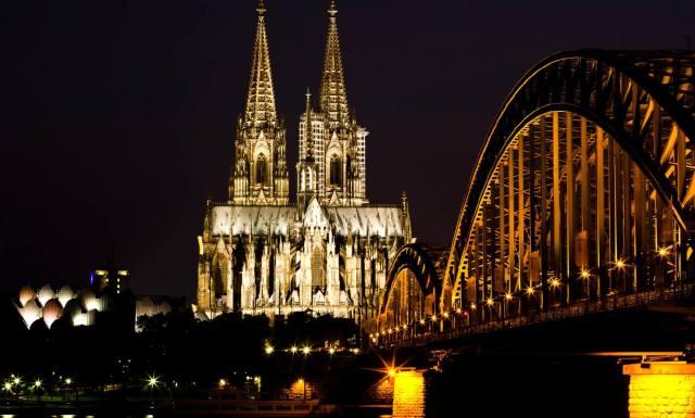 Кёльнский собор — игрушка дьявола