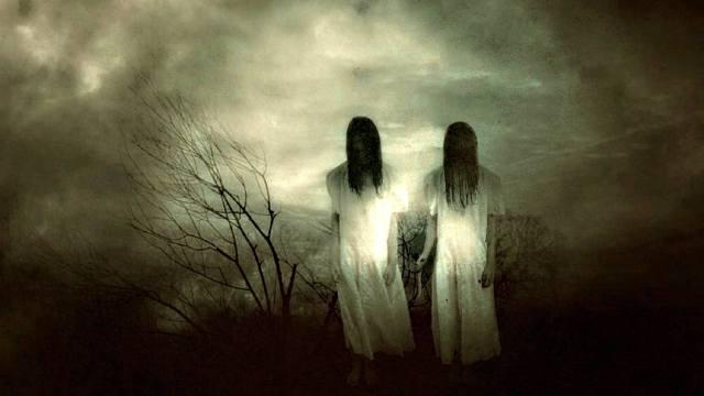 Предупреждения призраков загробного мира