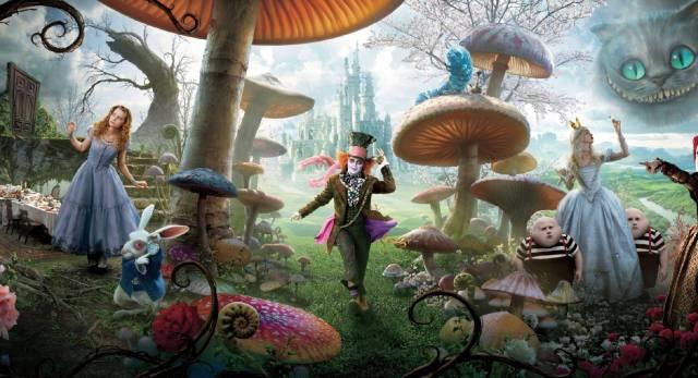 Приключения Алисы: Царство абсурда или ключ к тайнам мироздания?