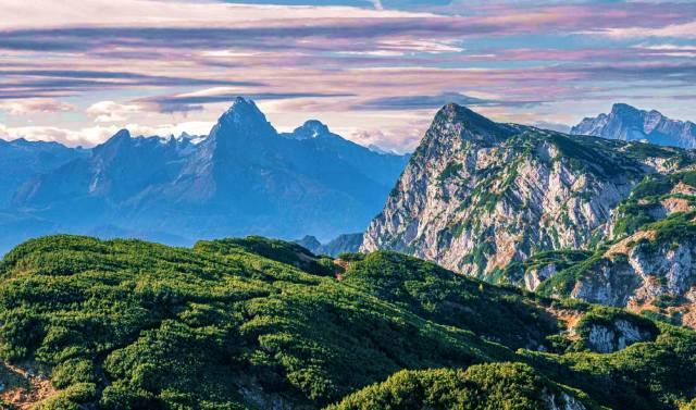 Фото: гора Унтерсберг, Зальцбург