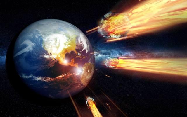 Представляют ли кометы угрозу Земле?