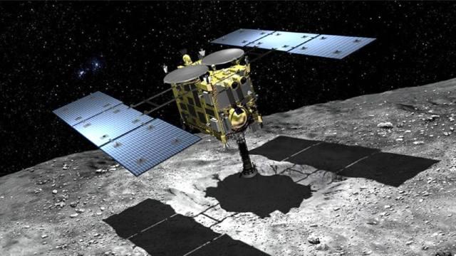 Космический аппарат Хаябуса