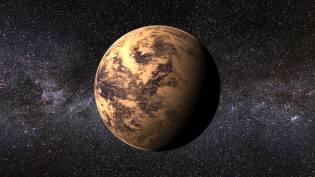 Фото: планета Глизе-581 — интересные факты
