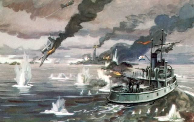 Остров Сухо на Ладоге — оборона во время войны