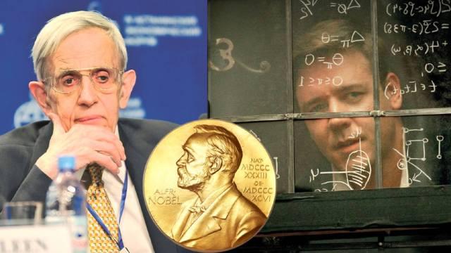 Математик Джон Нэш и теория игр