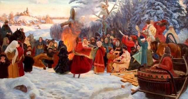 Как появилась Масленица на Руси?