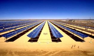Фото: солнечная энергетика в Сахаре, интересные факты