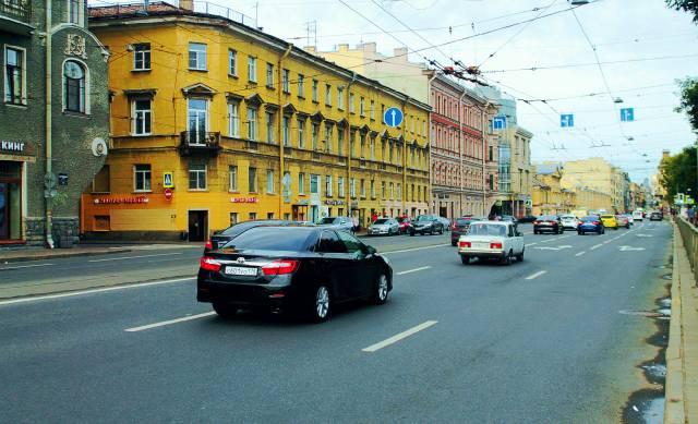 Загородный проспект Санкт-Петербурга