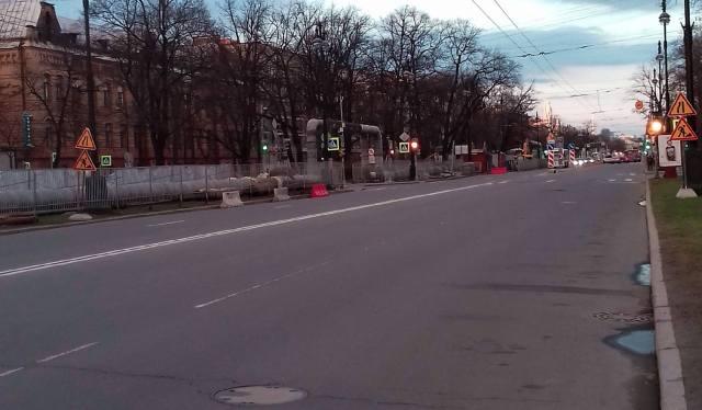 Большой проспект Васильевского острова