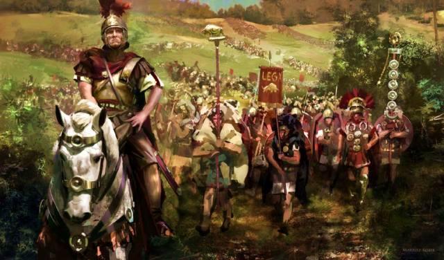 Солдатские императоры Рима