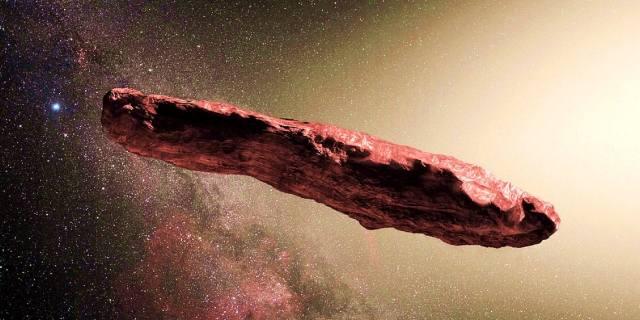 Самые необычные астероиды