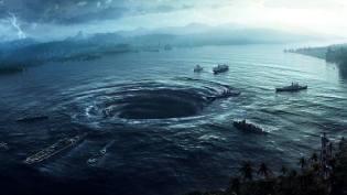 Фото: гигантские водовороты — интересные факты