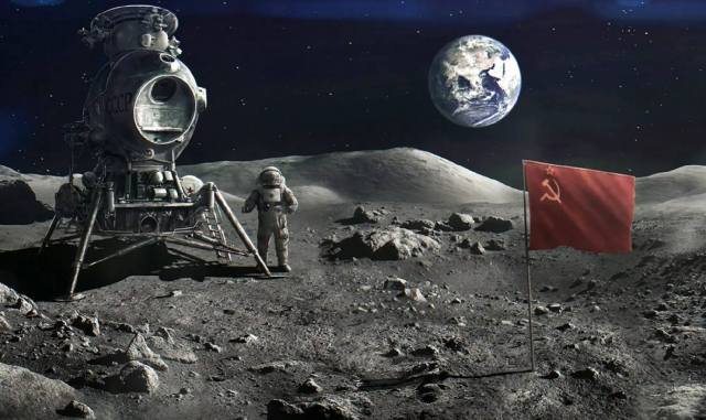 Лунная гонка СССР