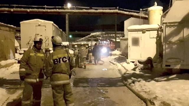 Подземные катастрофы: Самые известные аварии в шахтах