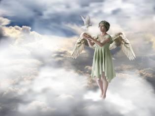 Фото: ангел-хранитель — интересные факты