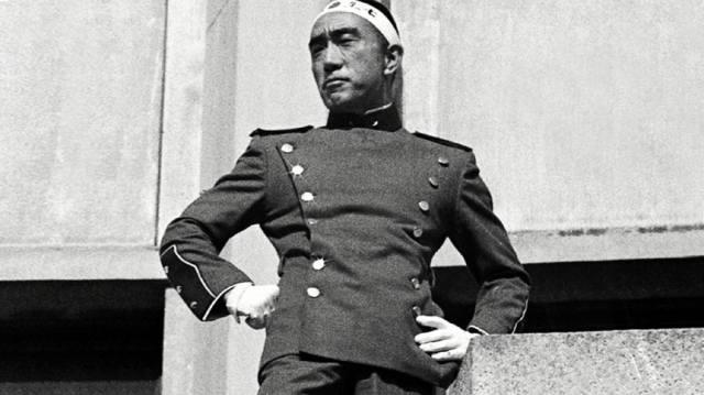 Харакири Хираока Кимитаке: Последний самурай
