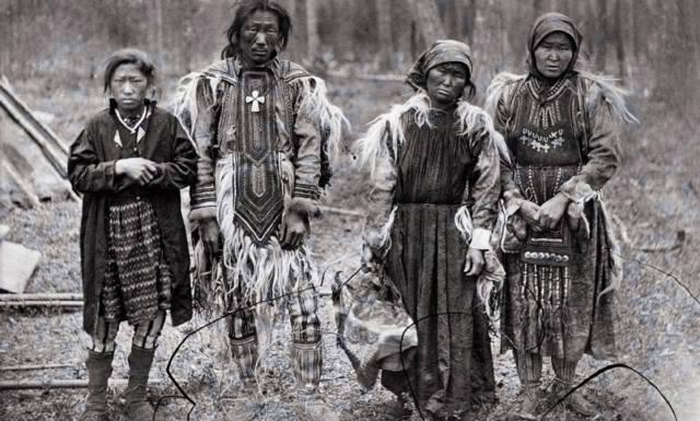 Народ эвенки — традиции и обычаи