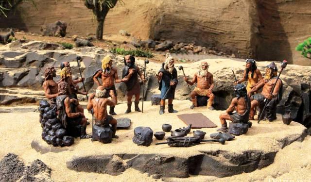 Канарские жители гуанчи