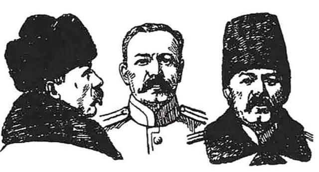 Михаил Церетели: Князь Туманов
